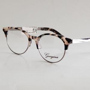 Georgina 705 gunTortoise   Eyeglasses 51-18-135